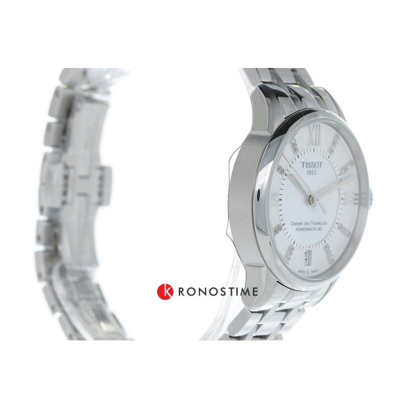 Фотография часов Tissot Chemin Des Tourelles Powermatic 80 Lady T099.207.11.116.00_31
