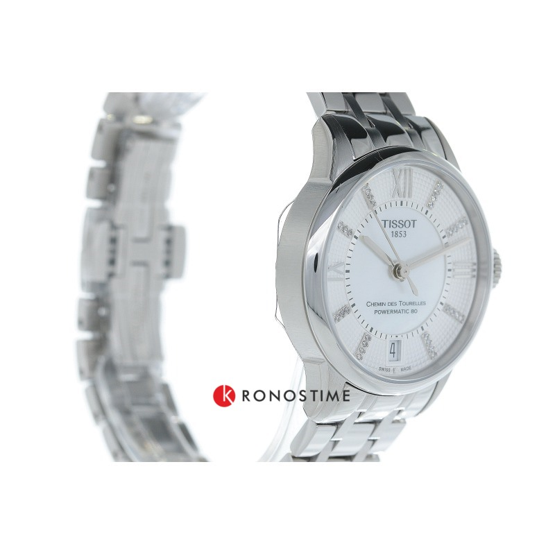 Фотография часов Tissot Chemin Des Tourelles Powermatic 80 Lady T099.207.11.116.00_32