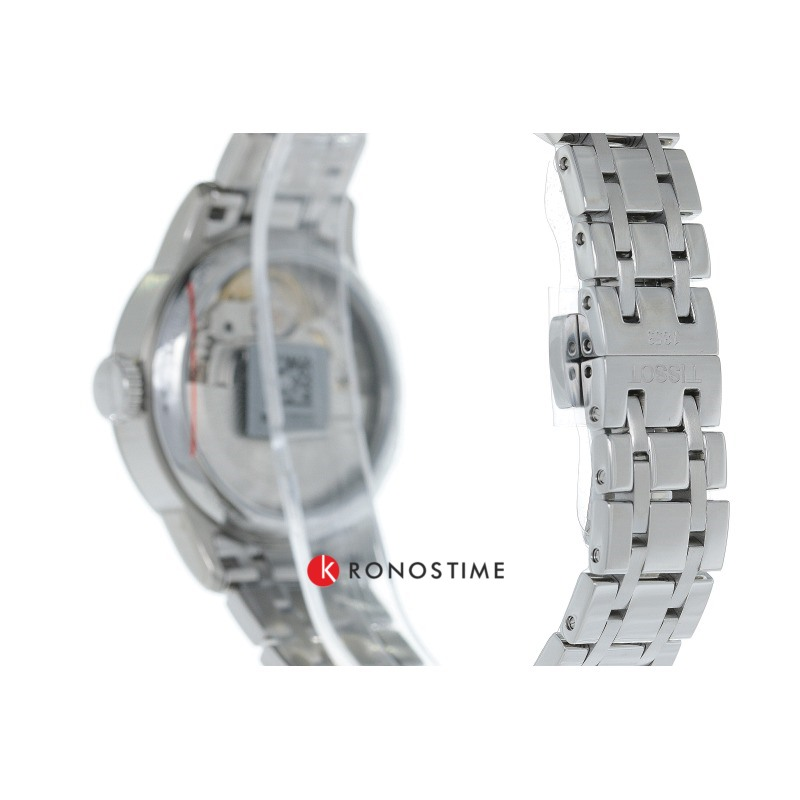 Фотография часов Tissot Chemin Des Tourelles Powermatic 80 Lady T099.207.11.116.00_14