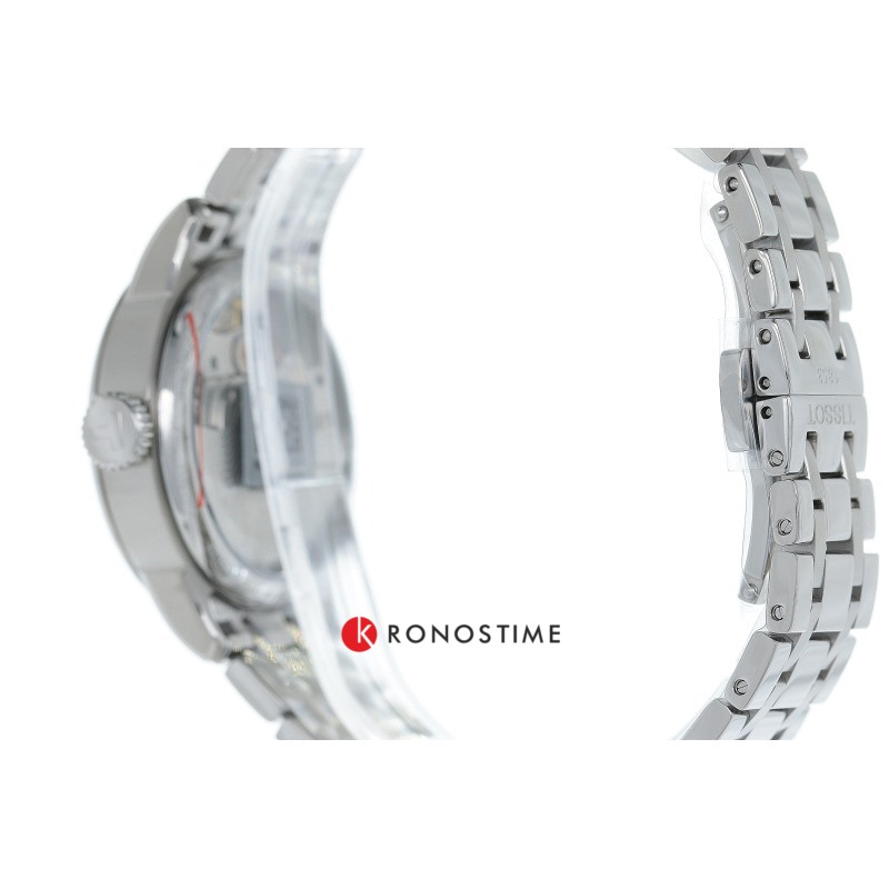 Фотография часов Tissot Chemin Des Tourelles Powermatic 80 Lady T099.207.11.116.00_12