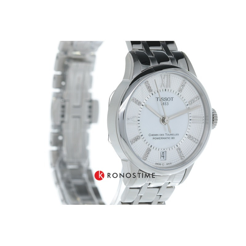 Фотография часов Tissot Chemin Des Tourelles Powermatic 80 Lady T099.207.11.116.00_33